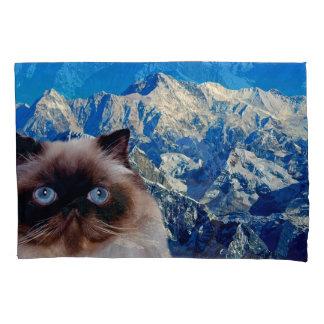 Himalayan Cat Pillowcase