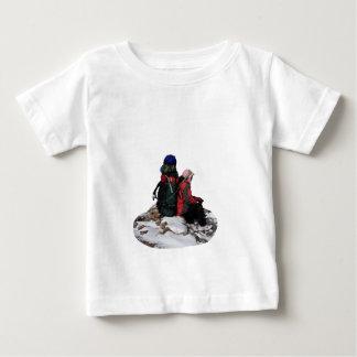 Himalayan Porter, Nepal Baby T-Shirt