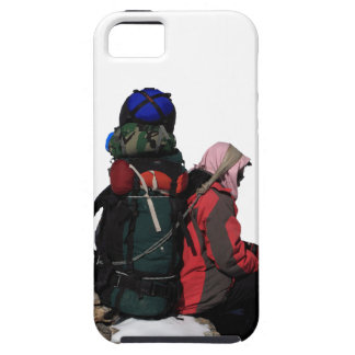 Himalayan Porter, Nepal iPhone 5 Case