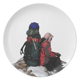 Himalayan Porter, Nepal Plate