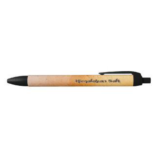 Himalayan Salt Black Ink Pen