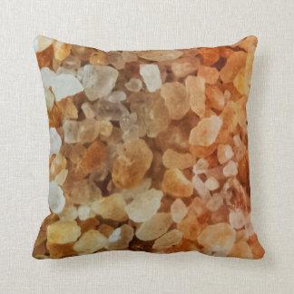 Himalayan Salt Throw Pillow
