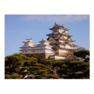 Himeji Castle Postcard