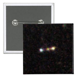 Himiko Hubble Close-up View Pinback Buttons