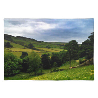 Hinchliffe Mill View Placemat