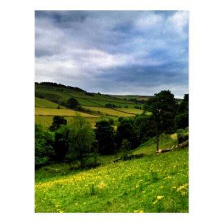 Hinchliffe Mill View Postcard