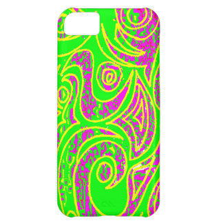 Hind Map iPhone 5C Cases