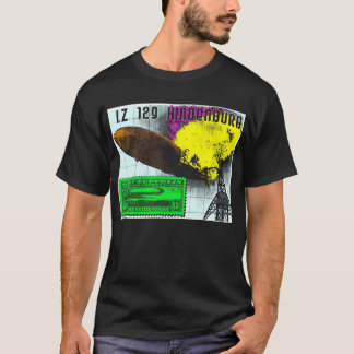 Hindenburg burning T-Shirt
