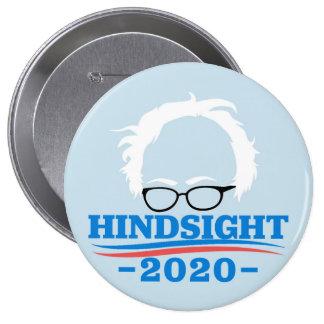Hindsight 20/20 4 inch round button