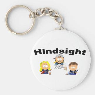 Hindsight Keychain