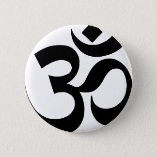 hindu3 2 inch round button