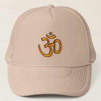 HINDU: AUM/ OM TRUCKER HAT