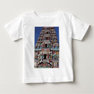Hindu deities and gods on temple gopuram baby T-Shirt