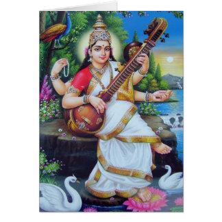 Hindu Deity Series Card