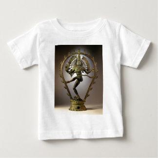 Hindu Deity Shiva Tamil the Destroyer Transformer Baby T-Shirt