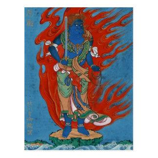 Hindu Folklore Postcard