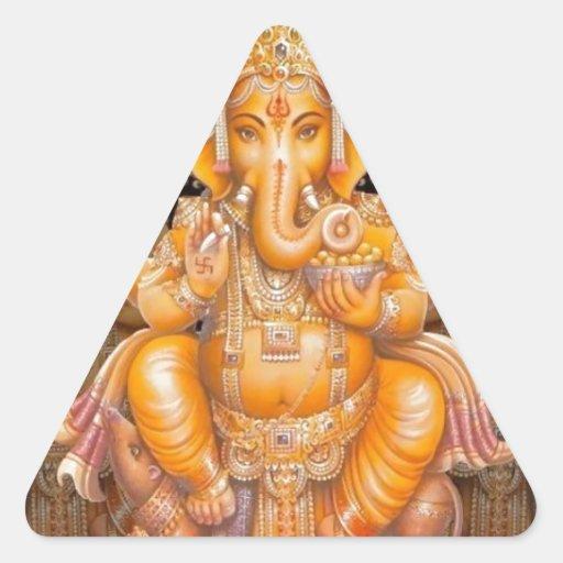 Hindu God Ganesh Sticker