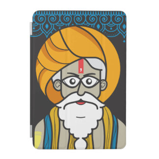 HINDU GURU iPad MINI COVER