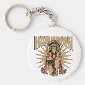 Hindu Hanuman Keychain