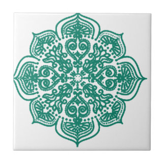 Hindu Indian Design Tile