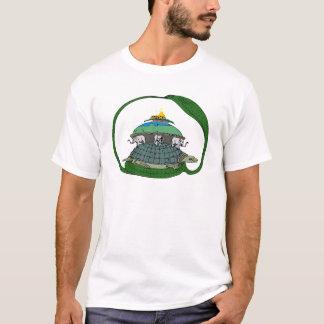 Hindu Kosmogramm cosmogram T-Shirt