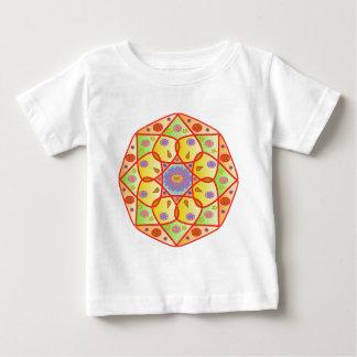 Hindu Mandala #2 Baby T-Shirt
