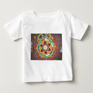 Hindu Mandala Baby T-Shirt