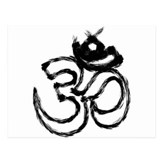 hindu postcard