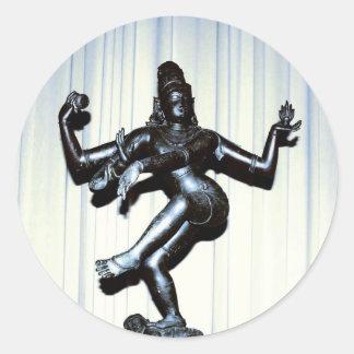 Hindu Shiva Stickers