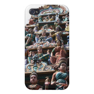 Hindu Temple Statue iPhone 4 Cases