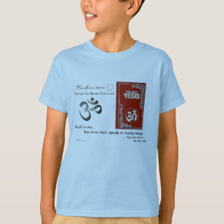 Hinduism - Passage children's shirt