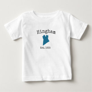 Hingham Massachusetts baby shirt
