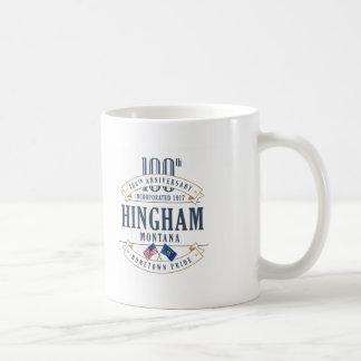 Hingham, Montana 100th Anniversary Mug