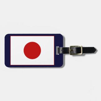 Hinomaru Luggage Tag