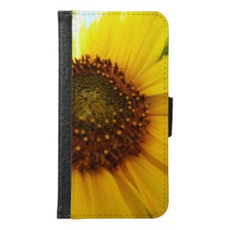 Hint of Sunshine Samsung Galaxy S6 Wallet Case