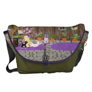 Hinterland Harmony Book Bag Courier Bag
