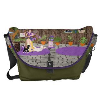 Hinterland Harmony Book Bag Messenger Bags