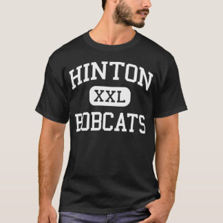 Hinton - Bobcats - High - Hinton West Virginia T-Shirt