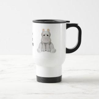 hip 2 B hippo Travel Mug