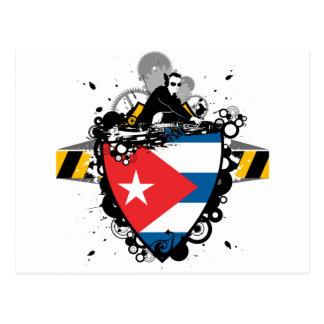Hip Cuba Postcard