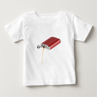 Hip flask baby T-Shirt