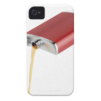 Hip flask iPhone 4 cover