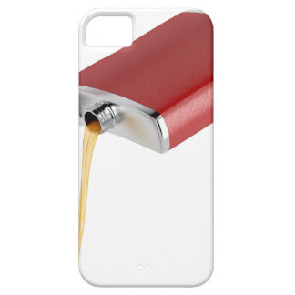 Hip flask iPhone 5 cover