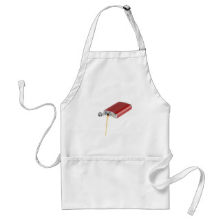 Hip flask standard apron