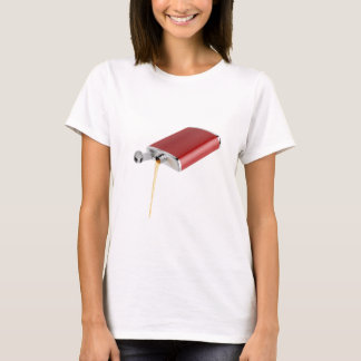 Hip flask T-Shirt