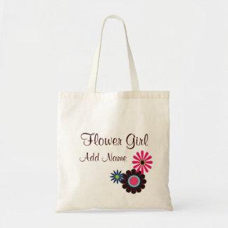 Hip Flower Girl Customizalbe Gift Bag
