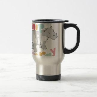 Hip Hip Hooray Travel Mug