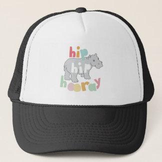 Hip Hip Hooray Trucker Hat