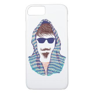 Hip Hood Glossy Phone Case