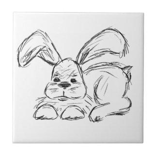 Hip Hop, A Bunny Rabbit Tile